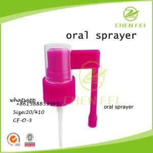 CF-O-3 Vivid Color Medical Use Plastic Oral Sprayer