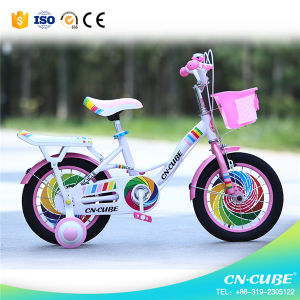 "12 "" Children Bicycle Kids Bike with 2 Training Wheels pictures & photos"