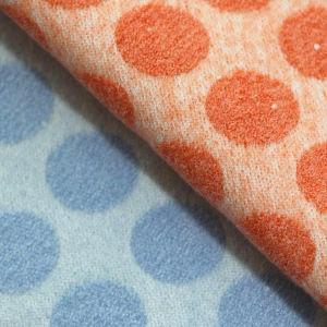 2017 New Yarn Beautifal Popular Spandex Acrylic Jacquard Fabric pictures & photos
