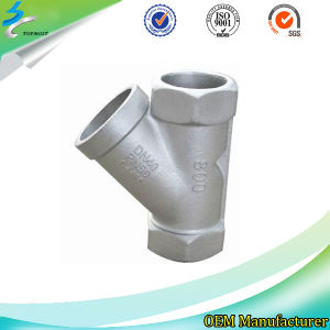 Precision Casting Stainless Steel Pump Body in Instrument Hardware pictures & photos