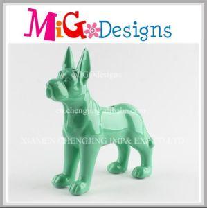 True to Life Ceramic Dog Souvenir Piggy Banks pictures & photos