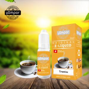 Good Nicotine Eliquids Flavor for Smoking Vape Tiramisu 10ml pictures & photos