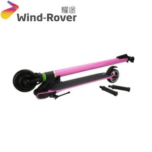 Light Weight Electric Scooter Folding Kids Scooter 2 Wheels Balance Kick Scooter pictures & photos