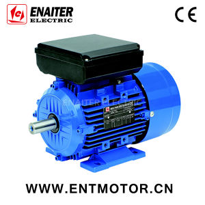 Al Housing Induction single phase Electrical Motor pictures & photos
