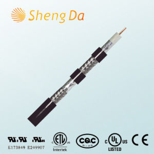 Shielded Communication and Telecom Coaxial Ethernet Cable Wholesale pictures & photos