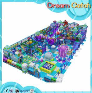 Soft Indoor Playground Fiberglass Slide EVA PVC Net Nylon pictures & photos