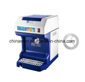 Fixed Timer and Quanity, Stainess Steel Blade Swan Shaved Ice Shaver Et-168 pictures & photos