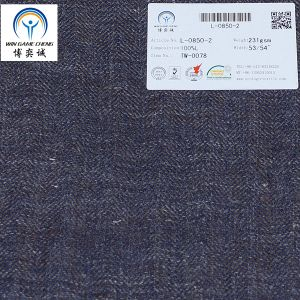 New Product 15*15 Twill Washed Linen Fabric pictures & photos