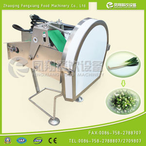 FC-302 Desk-Top Small Type Green Pepper Cutting Machine/Onion Cutter pictures & photos