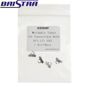 Fast Shipping Azdent Orthodontic Molar Buccal Tube pictures & photos