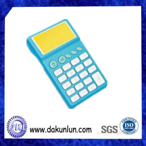 Customized Precision Plastic Injection Molding Parts for Calculator Mold Casing pictures & photos