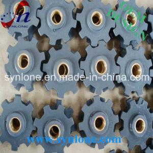 Sand Casting Steel Transmission Gear pictures & photos