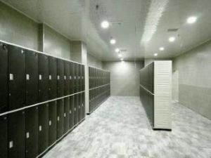 Cheap Price 2 Door Wardrobe for Locker Room pictures & photos