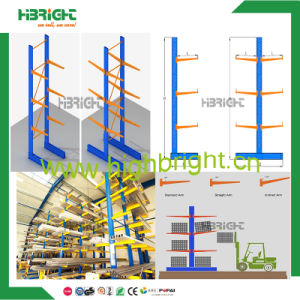 Hot Sale Warehouse Heavy Duty Cantilever Rack pictures & photos