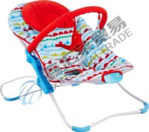 Folding Compactly Baby Rocker with Toys pictures & photos