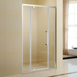 2017 Hot Shower Screen with One Pivot Door pictures & photos