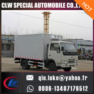 Dongfeng Truck Refrigerated Truck EQ5112xlcg12D6AC pictures & photos