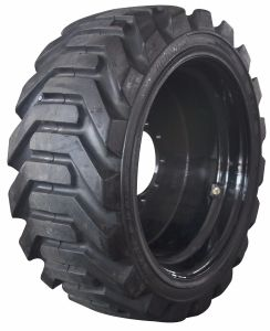Polyurethane Flat Free Tire 6′ Foam Filled Tire pictures & photos