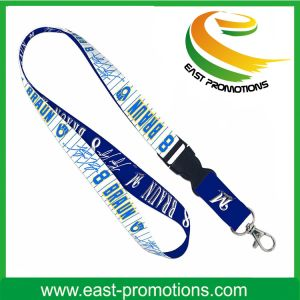 Custom Cheap Polyester Lanyard for Wholesale pictures & photos