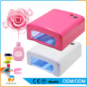 Mini 36W Finger UV LED Gel Lamp Nail Dryer pictures & photos