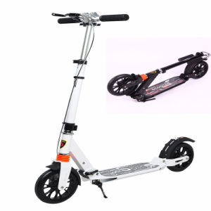 Customization 200mm PU Wheels Foldable Mini Kids Toy Foot Stunt Kick Scooter (SZKS007) pictures & photos