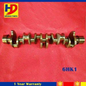 Diesel Engine Kit 6HK1 Crankshaft for Isuzu pictures & photos