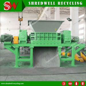 Powerful Elv Tire Shredder Machine for Reusing Whole Tyre pictures & photos