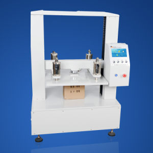 Carton Compression Strength Testing Machine pictures & photos
