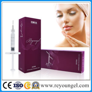 Cross-Linked Hyaluronic Acid Injection Lip Fullness+Soft Tissue Filler pictures & photos