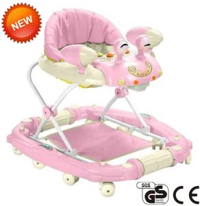 2017 High Quality Kids Baby Walker with European Standard (CA-BW222) pictures & photos