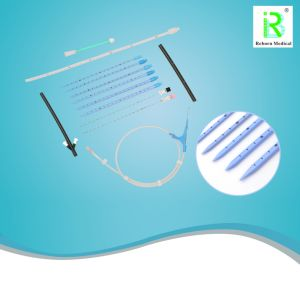 Urology Disposable Percutaneous Nephrostomy Catheter pictures & photos
