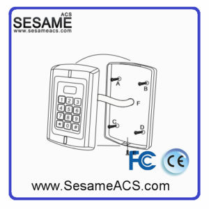 MIFARE/IC Waterproof with a Keypad Design Proximity Reader (SR3-KM(MIFARE)) pictures & photos