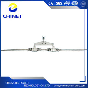 DX Type Ground Suspension Clamp for Galvanized Iron Wire Strands pictures & photos