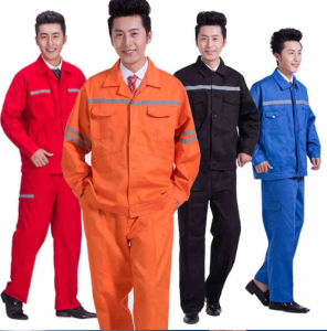 with Best Price and Custom Design 100% Cotton Men′s Flame Retardant Cloting pictures & photos