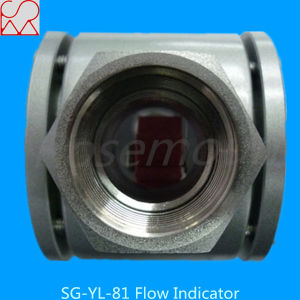 Paddle Wheel Type Liquid Sight Glass of Chinese Supplier pictures & photos