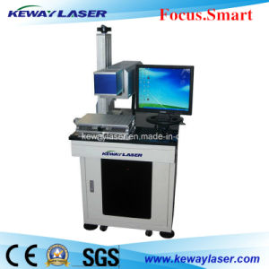 Galvo Laser Marking Equipment for Wood Paper Leather pictures & photos