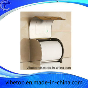 Stainless Steel Hotel and Home Bathroom Paper Holder pictures & photos