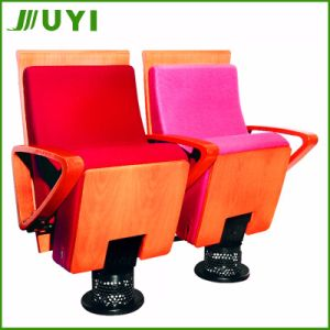 Jy-910 Folding Fabric Home Cinema Seats Hall Auditorium Theater Chair pictures & photos