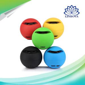 Colorful Mini Teapot Portable Speaker TF Card Aux FM Radio pictures & photos