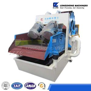 China Construction Screw Sand Washing Production Line Supplier pictures & photos