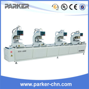 4 Head PVC Welding Machine for PVC Window Frames pictures & photos