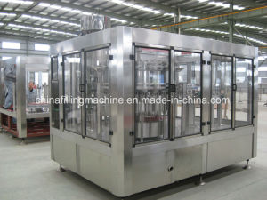 High Technology Carbonated Beverage Filling and Sealing Machine pictures & photos