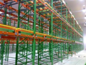 Warehouse Storage Drive-in Through Racking pictures & photos