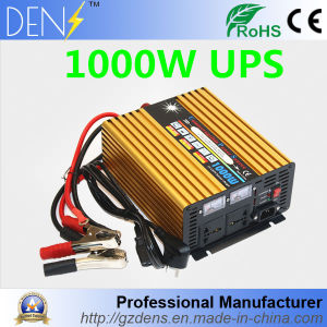 DC-AC LED Display UPS Modified Sine Wave Inverter with Charger 20A pictures & photos
