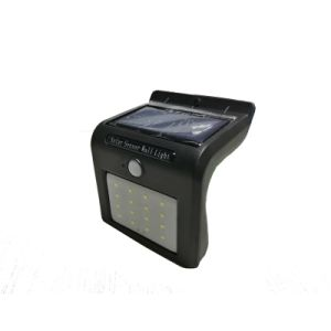 Infrared Body Sensor Lamp Energy Saving Solar Street LED Light pictures & photos