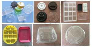 PP Egg Tray Making Machine (PPBG-470) pictures & photos