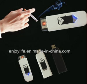 Portable USB Electric Lighter Rechargeable Lighter pictures & photos