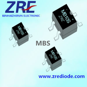 0.8A Bridge Diode 1000V MB10s LED Driver pictures & photos