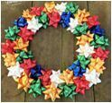 Wholesale Star Bow for Thanksgiving Day Christmas Decoration pictures & photos