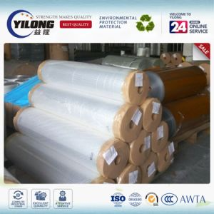 Gold/ Silver Cold Laminating Metallized Polyester Film 12 Micron Pet/PE pictures & photos